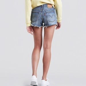 NWT Levi's 501 Denim Shorts